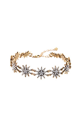 Crystal Star Choker by LAST TRUE ANGEL