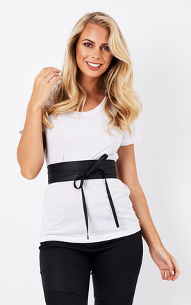 Obi Bow Waist Belt by Johnny Loves Rosie