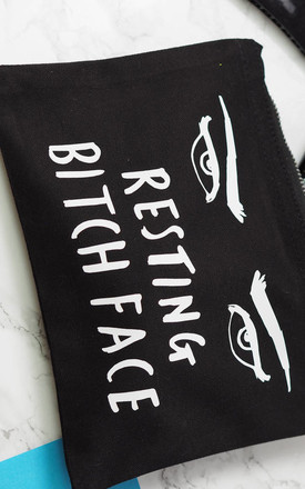 Resting Bitch Face Bag by Rock On Ruby