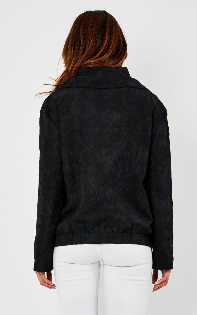 Bomber With Pockets by URBAN TOUCH