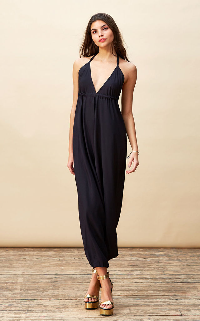 Genie Jumpsuit in Black  image