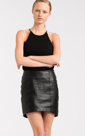 Black Bella Skirt by VIPARO