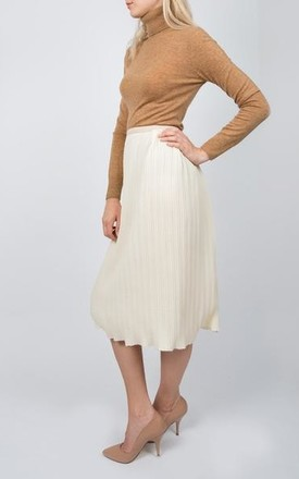 Lilly - Pleated Skirt by Madia & Matilda