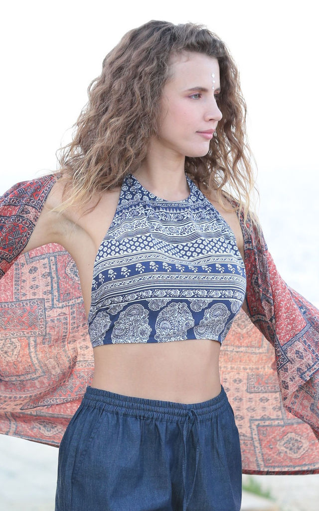Seville Halter Top by likemary