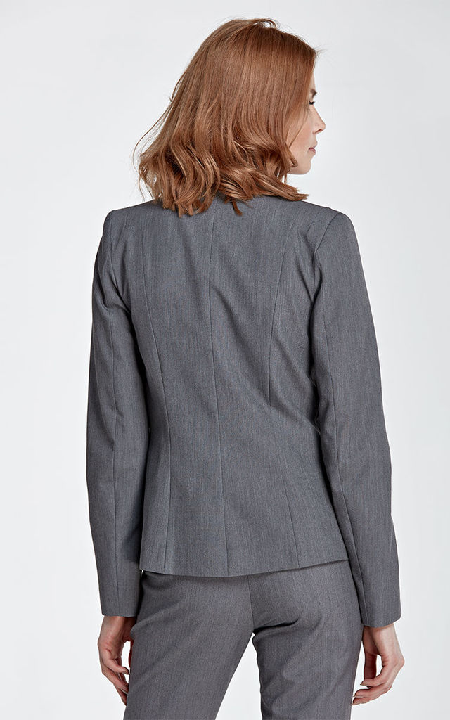 Classic jacket - grey by Nife