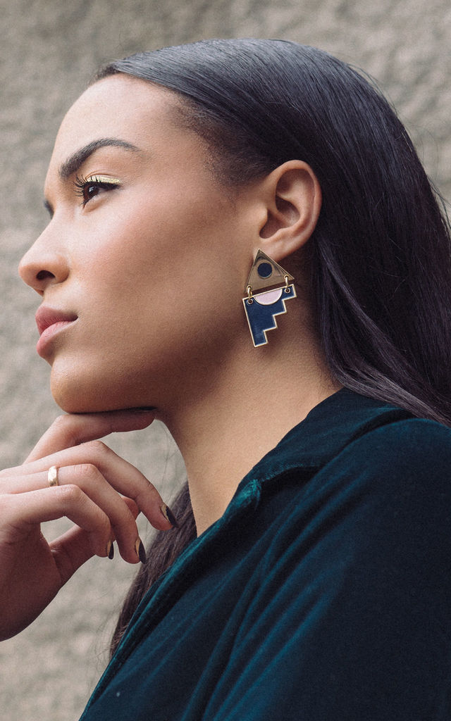 The Sky Earrings by Milk Tooth LDN