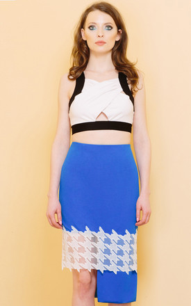 Mad About You Skirt by KITES AND BITES Product photo