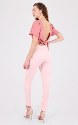 High waist Summer wear Pencil  trousers by Miss Truth
