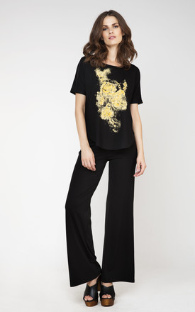 Wide Leg Trousers by Conquista Fashion