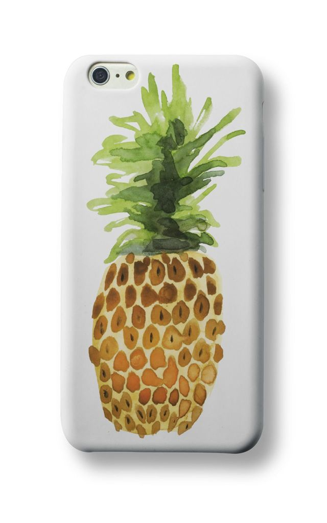 Pineapple Phone Case by Peace Love & Cali