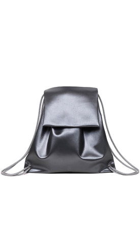 Backpack BOOFLAP Silver by BOO