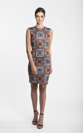Renaissance Body Con Dress by CocooVe Product photo
