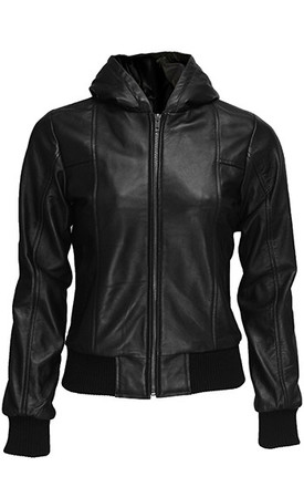 Black H1 Jacket by VIPARO
