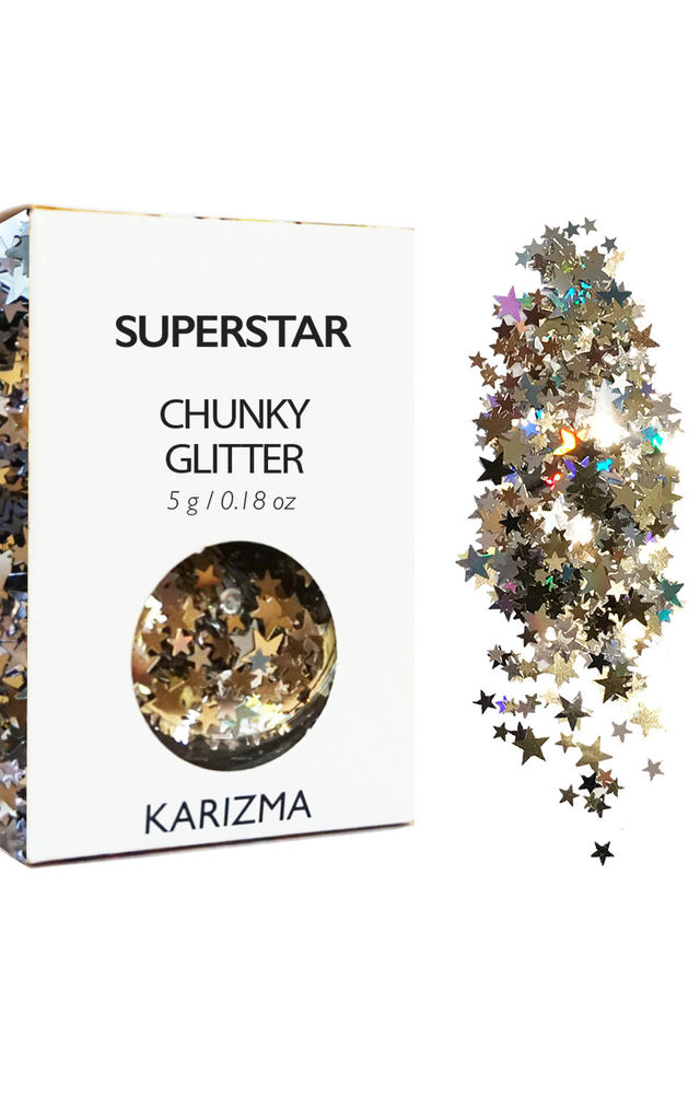 Superstar Chunky Glitter by Karizma