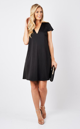 Black Shift Dress by Bella and Blue