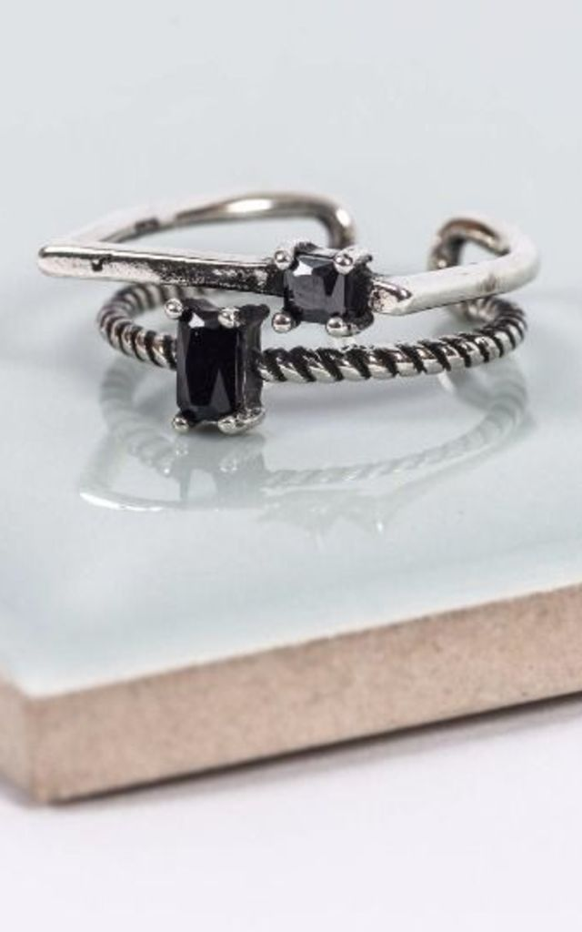 The Rock and Roll Ring by Collections by Hayley