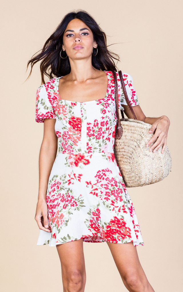 Heidi Dress in Blossom image