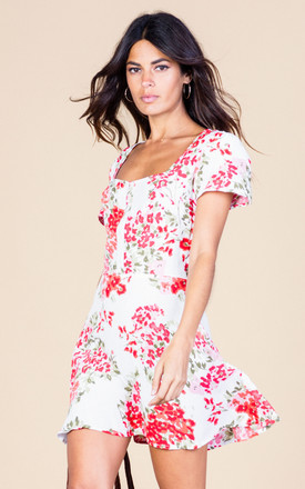 Heidi Dress in Blossom by Dancing Leopard