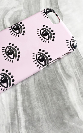 Upper East Eye phone case by Rianna Phillips