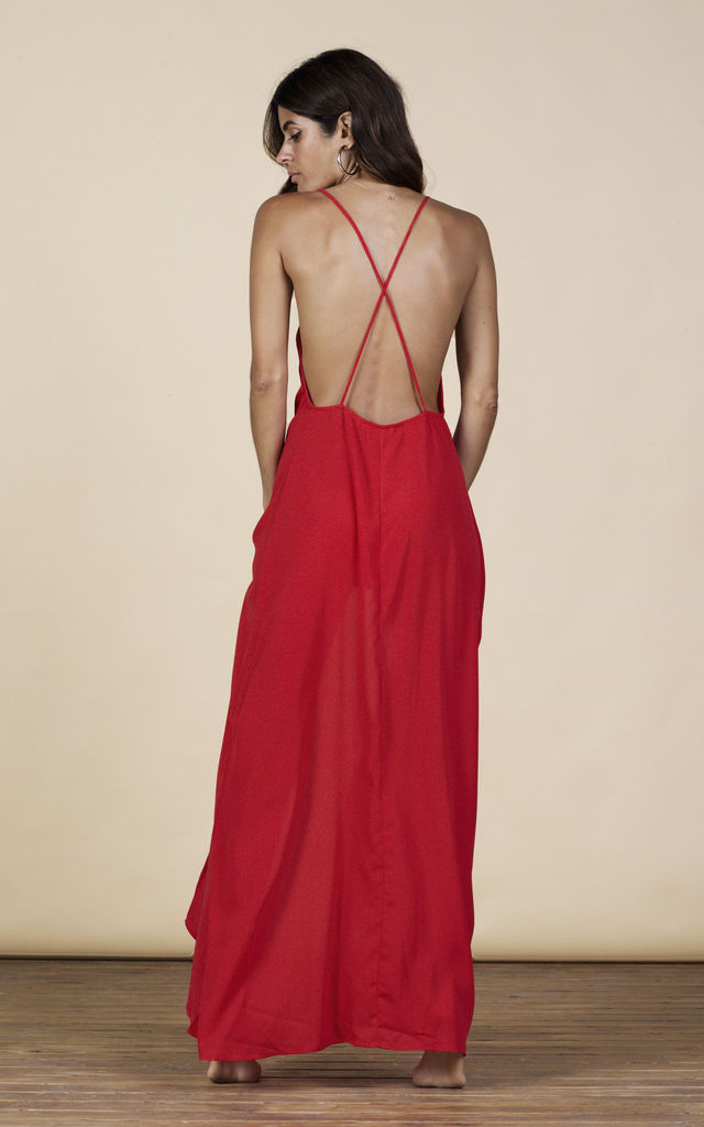 Rafaela Maxi in Red image