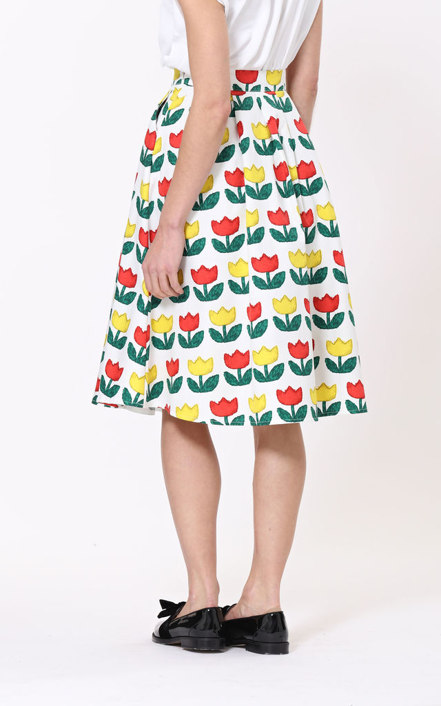 Emily Skirt- Tulip by Leggsington