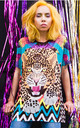 On the Prowl Leopard T-Shirt by Dazzle & Jolt