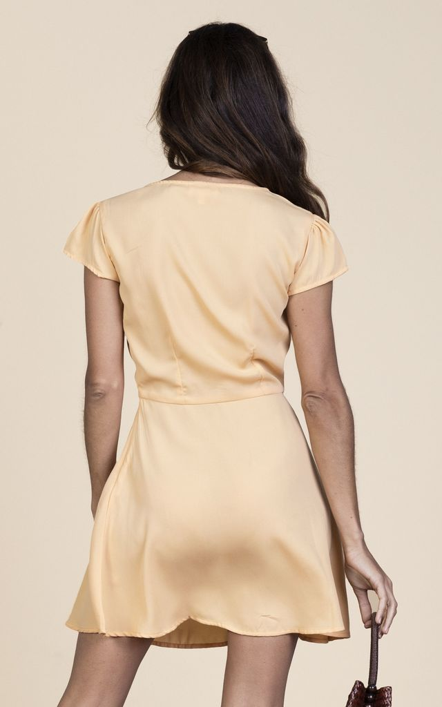 Heidi Dress in Buttercup image