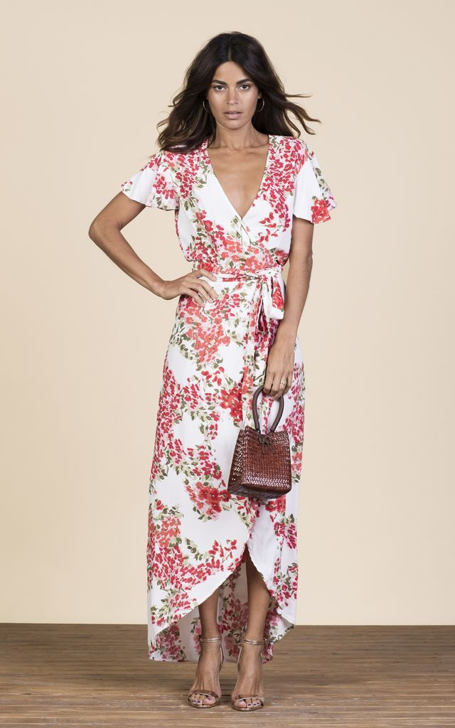 Cayenne Dress in Blossom image