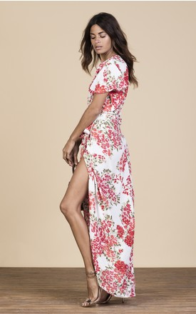 Cayenne Dress in Blossom by Dancing Leopard