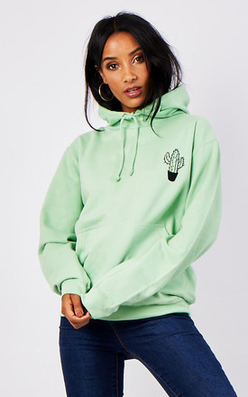 Can't Touch This Cactus Hoodie by Rock On Ruby