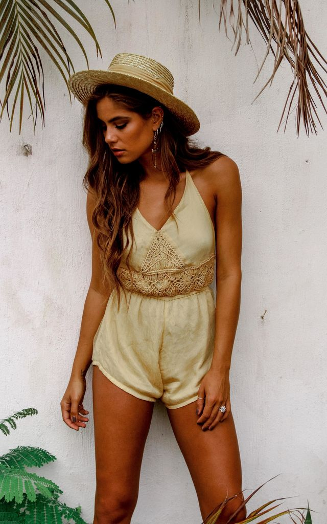 Anahi Jumpsuit by FLOOK THE LABEL