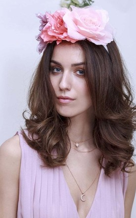 Cali Multi Floral Hairband by Johnny Loves Rosie