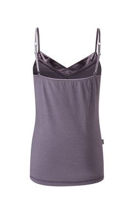 Swing Cami Smokey Pearl by Pretty You London
