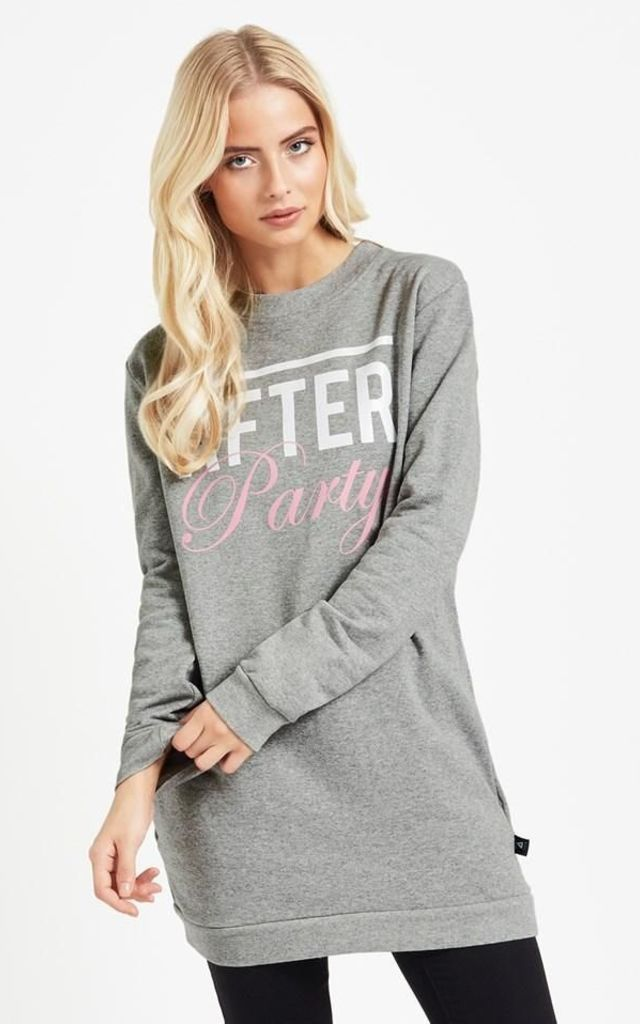 After Party Sweat Dress by Adolescent Clothing