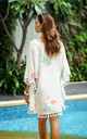 Bundala Beach kaftan by Saigon Shores