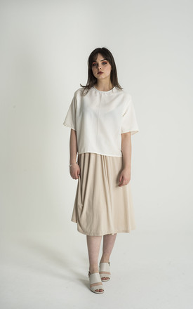 Hunter - White Blouse by Madia & Matilda