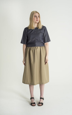 Maria - Gathered Skirt by Madia & Matilda