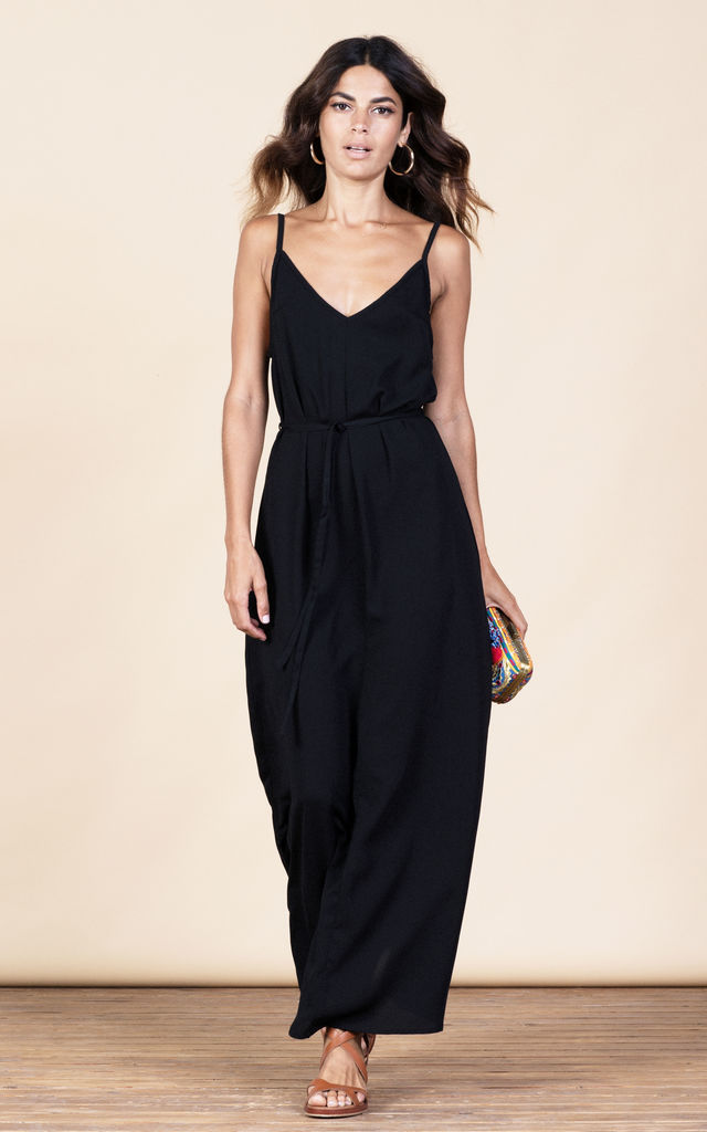 Giselle Maxi in Black image