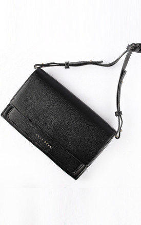 Misse Clutch in Black by C'est Beau Bags