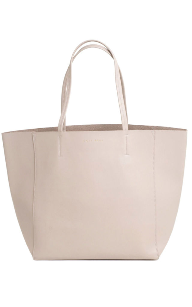 Ivy Shopper in Neutral by C'est Beau Bags