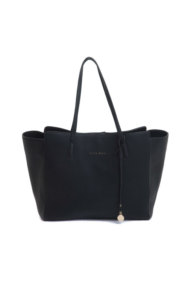 Mae Tote in Black by C'est Beau Bags