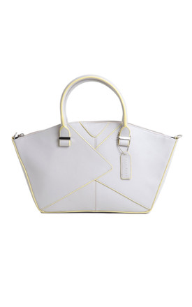 Pretty Lady in Grey by C'est Beau Bags