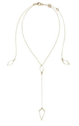 Lauren necklace by Leo With Love