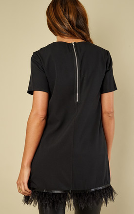 Perfecto Tunic Black by Jovonna London