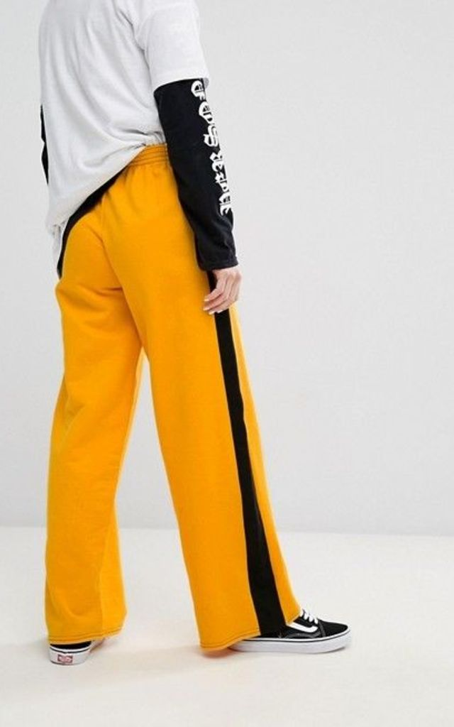 Wide leg Jogger by Adolescent Clothing
