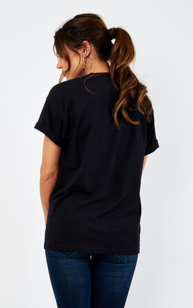 Ok Bye T-Shirt - Black by Love