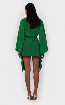Holly Dress Green by Bullet