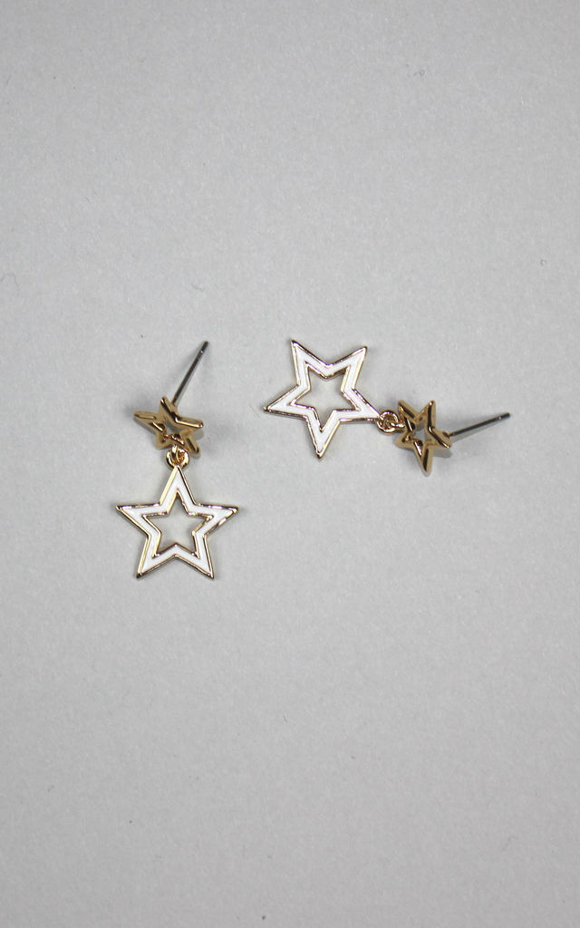 Like A Star Earrings by HAUS OF DECK