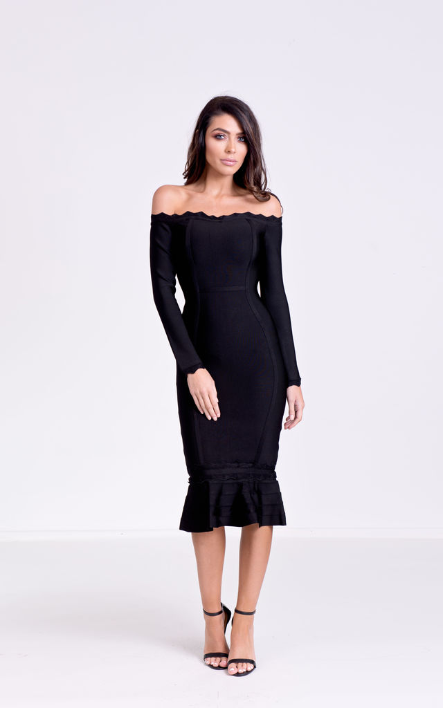 The Edwina Dress by Go Lola
