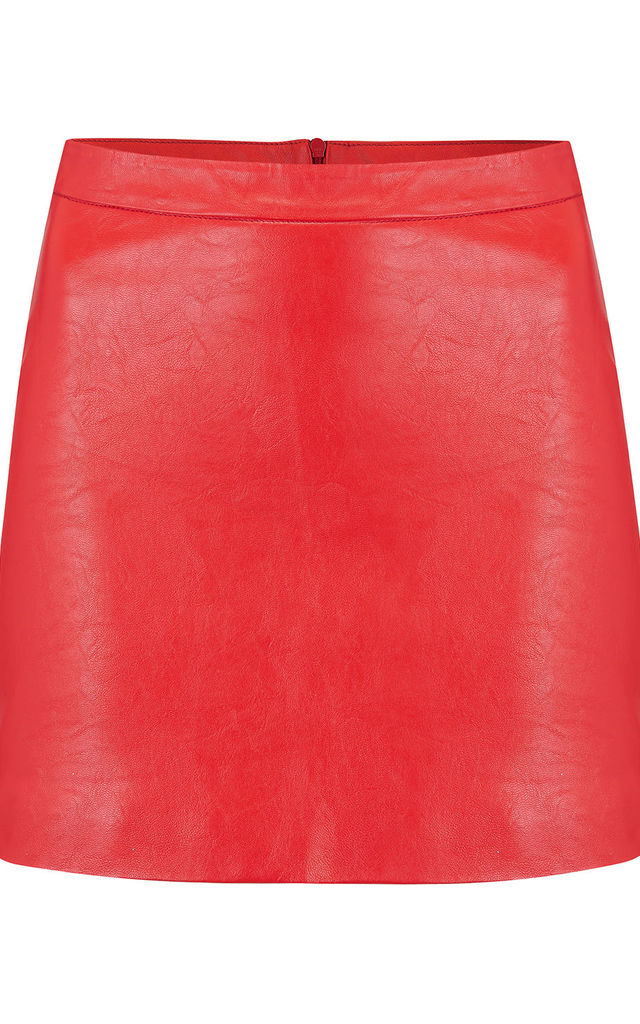 Harley Skirt in Red  image